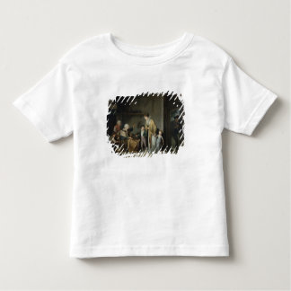 The Lesson in Charity Toddler T-Shirt