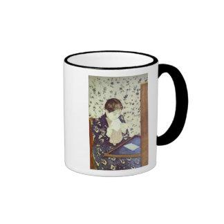 The Letter. 1890-1891, Mary Cassatt Coffee Mugs