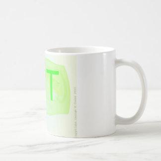 The Letter T Mug