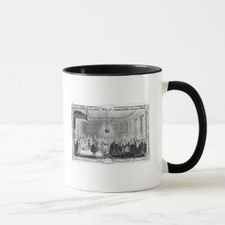The Levee of King Louis XV Mug