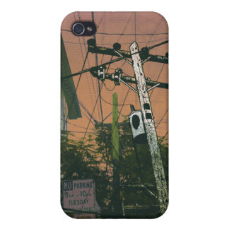 The Lex (Part2) sunset iPhone 4 Case