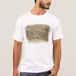 The Library, engraved by Godfrey, from 'Descriptio T-Shirt