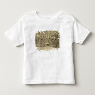 The Library, engraved by Godfrey, from 'Descriptio Toddler T-Shirt
