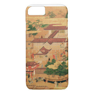 The Life and Pastimes of the Japanese Court, Tosa iPhone 8/7 Case
