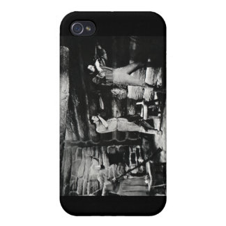The Life and Times of Daniel Boone iPhone 4 Covers