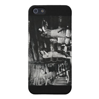 The Life and Times of Daniel Boone iPhone 5 Covers