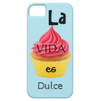"""""""The life is sweet """" iPhone 5 Cover"""