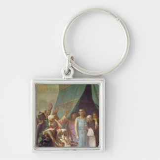 The Life of St. Louis Keychains