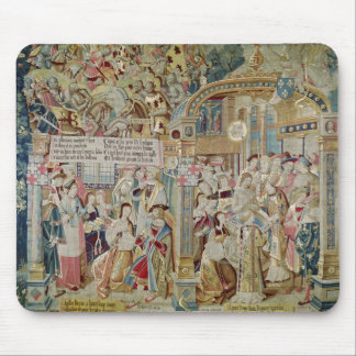 The Life of St. Remigius  bishop of Reims Mouse Mat