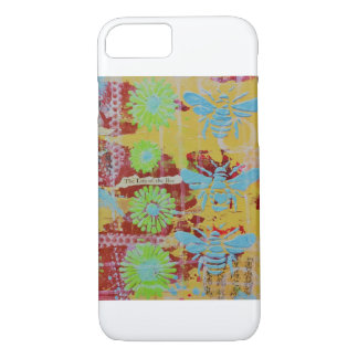 The Life of the Bee iPhone 8/7 Case