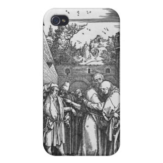 The 'Life of the Virgin' series iPhone 4 Cover