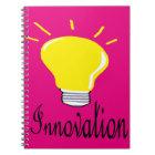 the light of innovation notebook