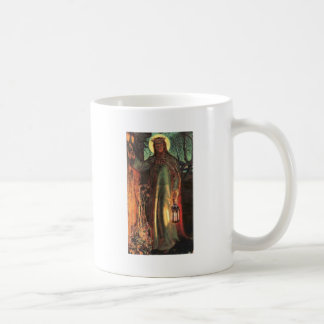 The Light of the World Painting Mugs