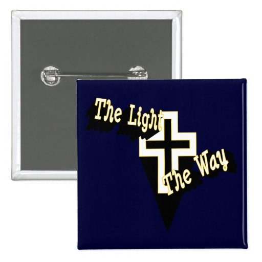 The Light, the Way Pins