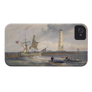 The Lighthouse at Cape Chersonese, plate from 'The iPhone 4 Cases