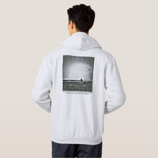 The Lighthouse at the end of the world. Hoodie
