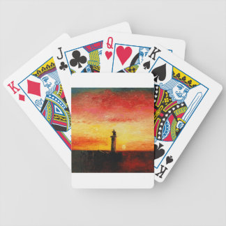 The Lighthouse Bicycle Playing Cards