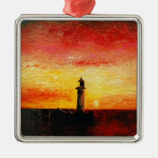 The Lighthouse Christmas Ornament