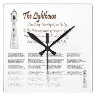 The Lighthouse Clock