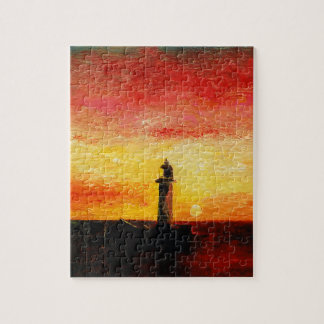 The Lighthouse Jigsaw Puzzle