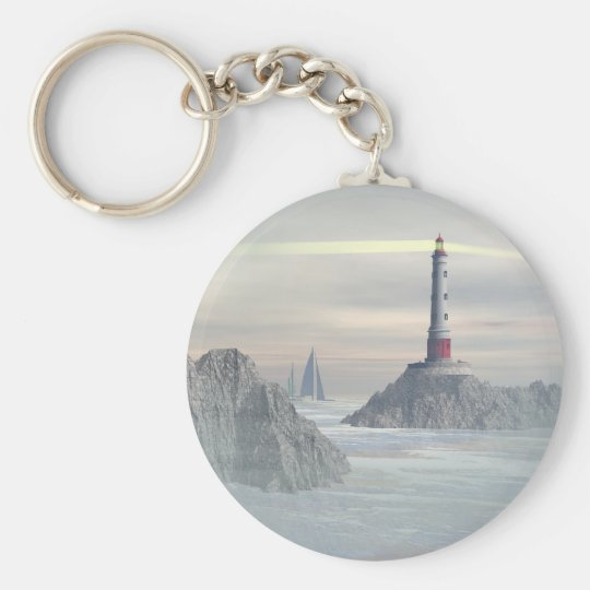 The Lighthouse KeyChain