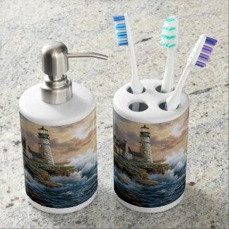 The Lighthouse Soap Dispenser
