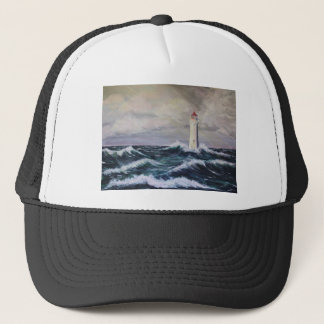 The Lighthouse Trucker Hat