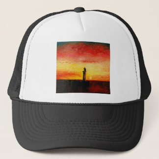The Lighthouse Trucker Hat