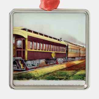 The Lightning Express Christmas Ornament