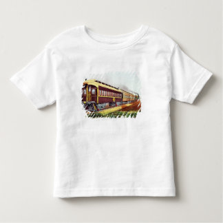The Lightning Express Toddler T-Shirt