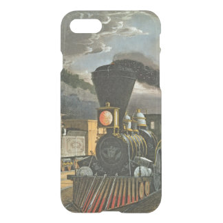 The Lightning Express Trains, 1863 iPhone 8/7 Case