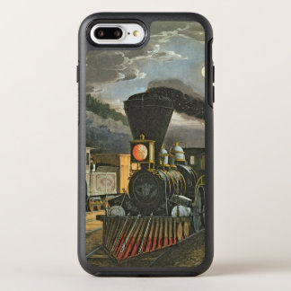 The Lightning Express Trains, 1863 OtterBox Symmetry iPhone 7 Plus Case