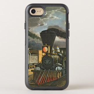 The Lightning Express Trains, 1863 OtterBox Symmetry iPhone 8/7 Case