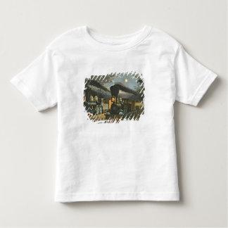 The Lightning Express Trains, 1863 Toddler T-Shirt