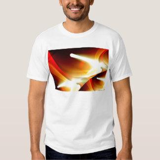 The Lights - Modern Abstract Sci-Fi T-shirt