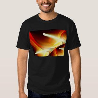 The Lights - Modern Abstract Sci-Fi Tee Shirts