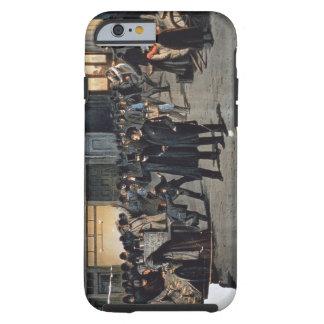 'The Lights O' London' (colour litho) Tough iPhone 6 Case