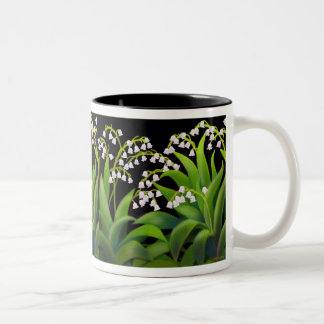 The Lily of the Valley Mug