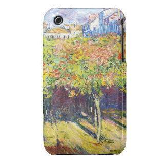 The Limes at Poissy Claude Monet cool, old, master Case-Mate iPhone 3 Case