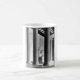 The Lincoln Memorial Mug