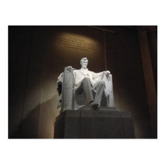 The Lincoln MemorialPostcard Postcard