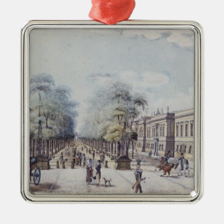 The Linden with the Academy, Berlin Christmas Ornament