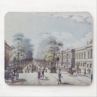 The Linden with the Academy, Berlin Mouse Mat