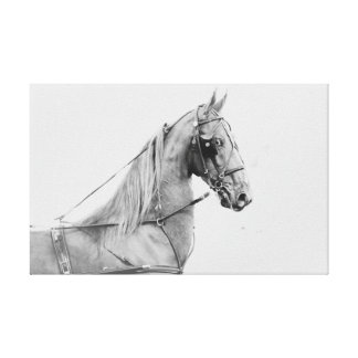 The Line Up Gallery Wrap Canvas