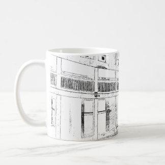 The Link, Parkhill, Sheffield Basic White Mug