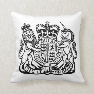 The Lion and the Unicorn Cushion