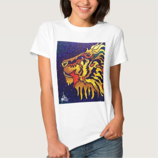 The Lion by Piliero Tee Shirt