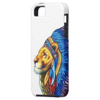 The Lion Chief Tough iPhone 5 Case