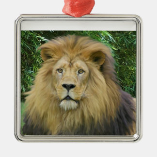 The Lion Christmas Ornament