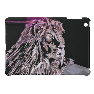 The Lion Cover For The iPad Mini